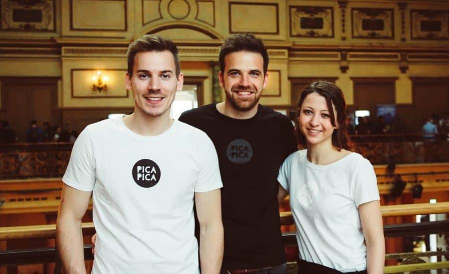 Die Gründer von PICA PICA Cider