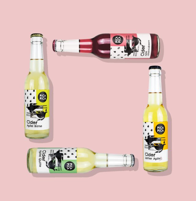 pica pica cider mixed