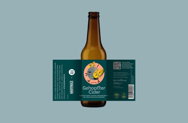 Gehopfter-Cider